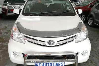 Used 2013 Toyota Avanza 1.5 TX