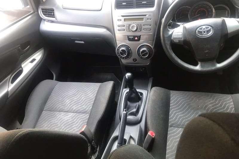 Toyota Avanza 1.5 TX 2016