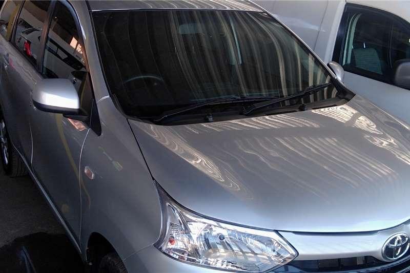 Used 2016 Toyota Avanza 1.5 TX