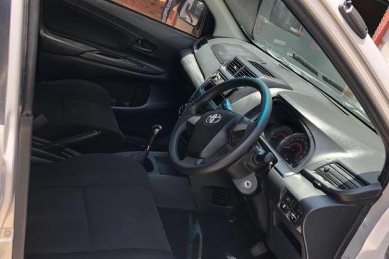 Toyota Avanza 1.5 TX 2017