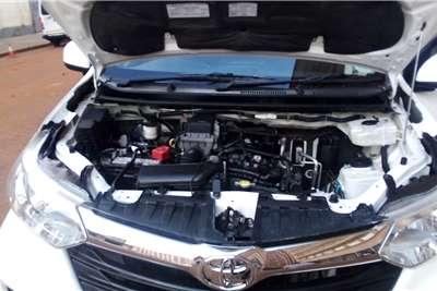 2018 Toyota Avanza Avanza 1.5 TX