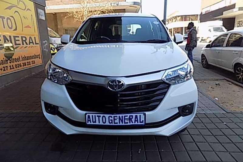 Toyota Avanza 1.5 TX 2019