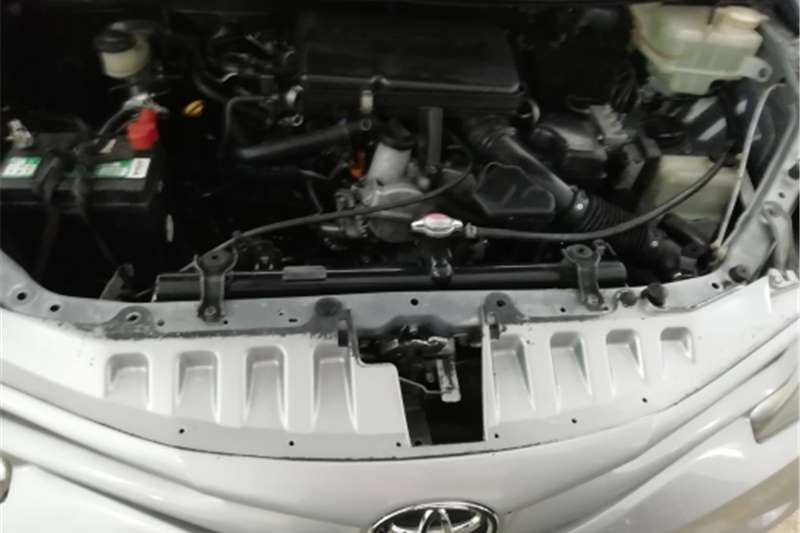 Toyota Avanza 1.5sx 2013