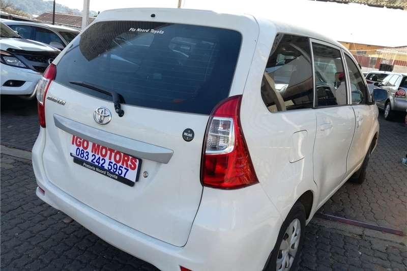 Used 2018 Toyota Avanza