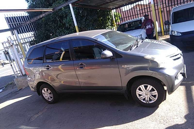 Used 2014 Toyota Avanza