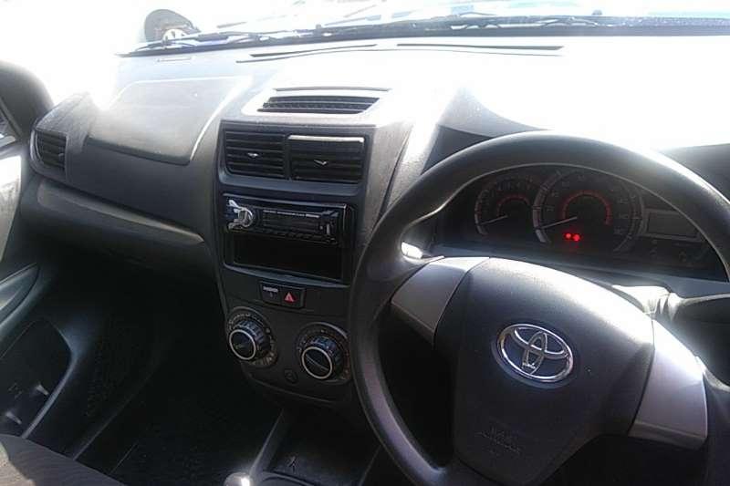 Used 2016 Toyota Avanza