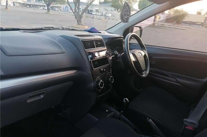 Used 2017 Toyota Avanza