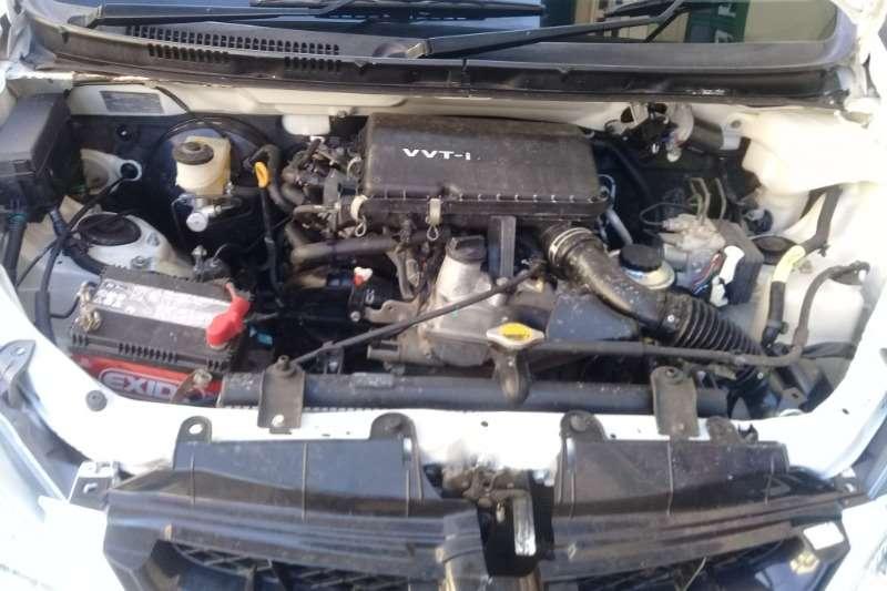 2011 Toyota Avanza 1.5 SX
