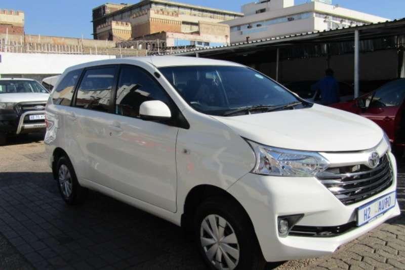 2019 Toyota Avanza 1.5 SX