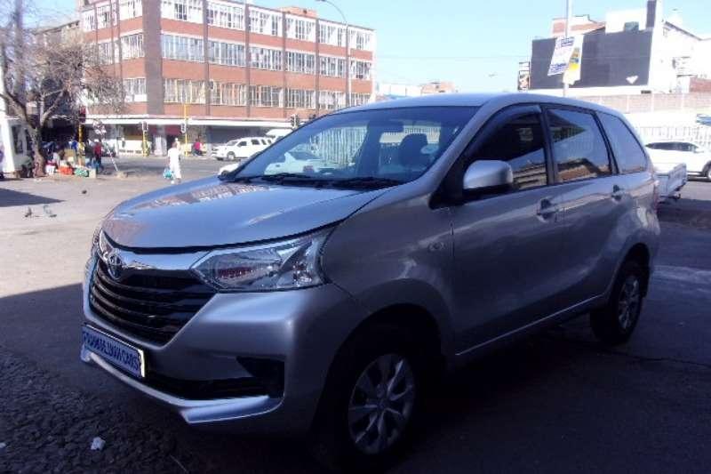2018 Toyota Avanza