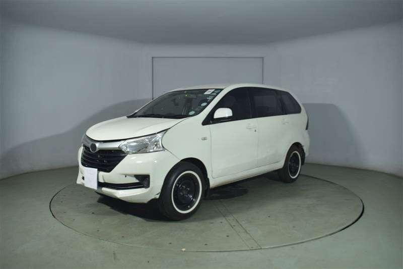 2016 Toyota Avanza 1.3 SX