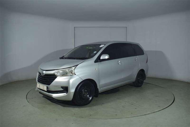 2018 Toyota Avanza 1.3 SX