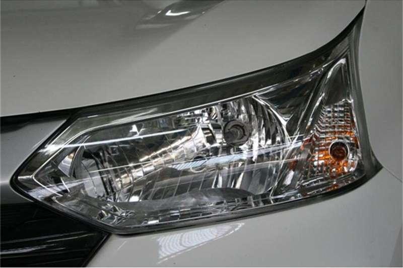 2016 Toyota Avanza 1.3 S panel van