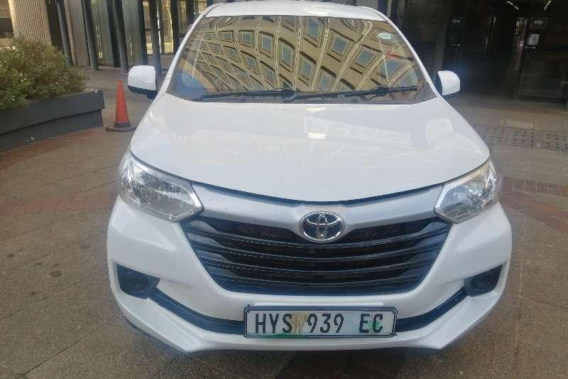 2017 Toyota Avanza 1.5 SX