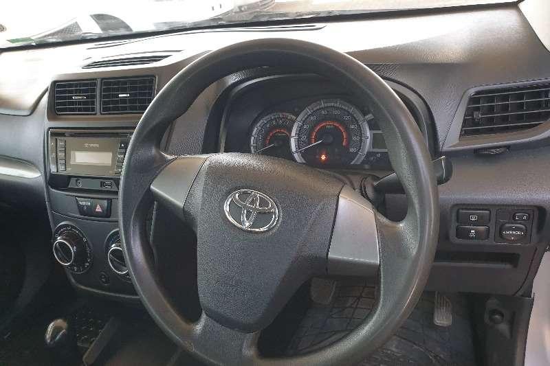2017 Toyota Avanza