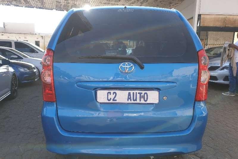 2009 Toyota Avanza