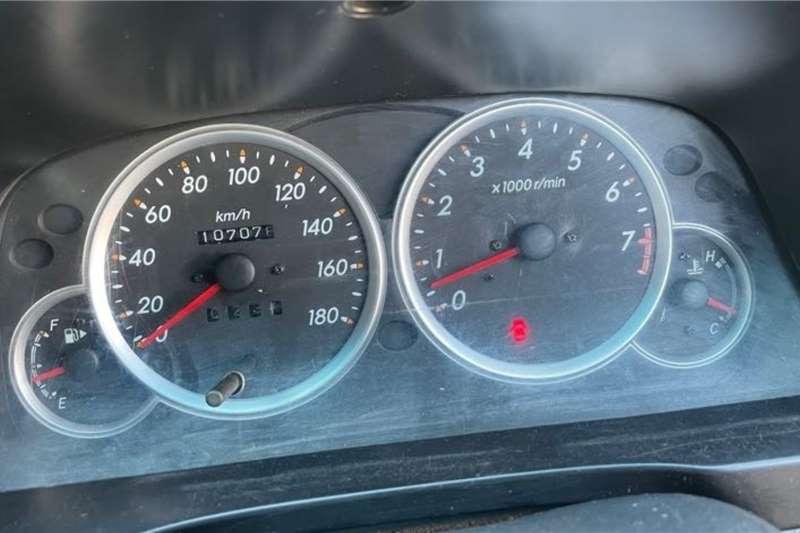 2011 Toyota Avanza panel van AVANZA 1.3 F/C P/V