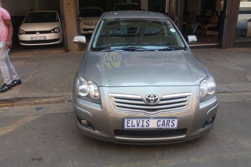 Toyota Avensis 2.0 Advanced 2006