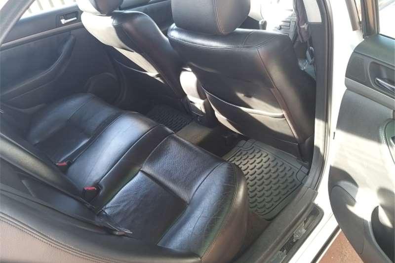 2006 Toyota Avensis Avensis 2.0 Advanced