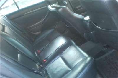 Toyota Avensis 2.0 Advanced 2008