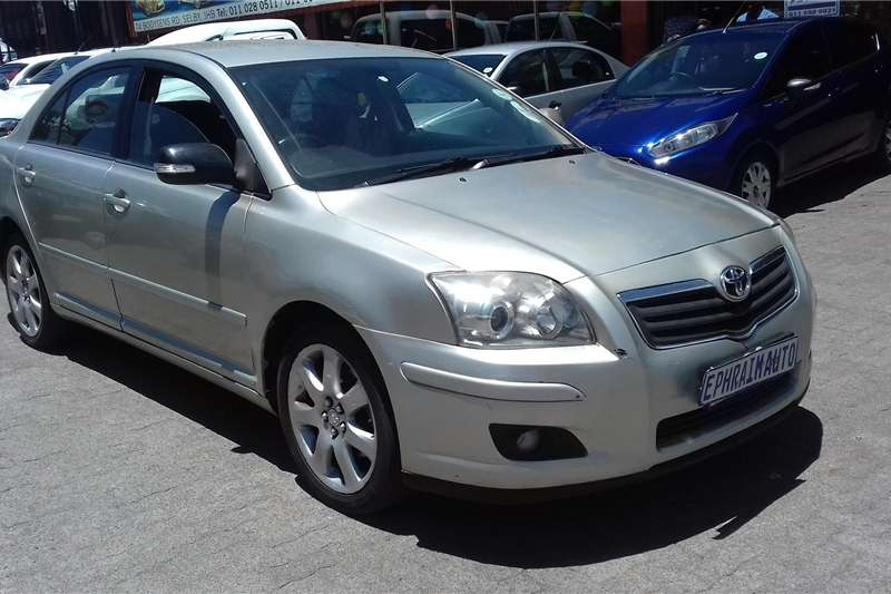 Toyota Avensis 2.0 Advanced 2008