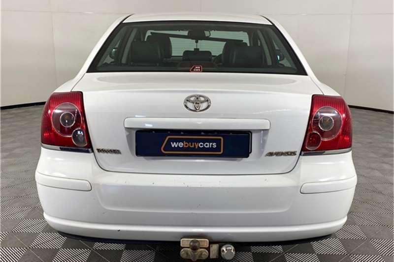 Used 2008 Toyota Avensis 2.0 Advanced