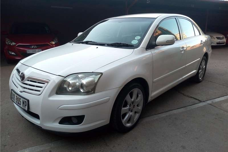 Toyota Avensis 2.0 Advanced 2009
