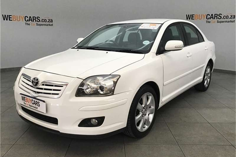 Toyota Avensis 2.0 Advanced automatic 2007