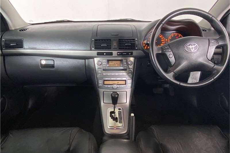 2007 Toyota Avensis Avensis 2.0 Advanced automatic
