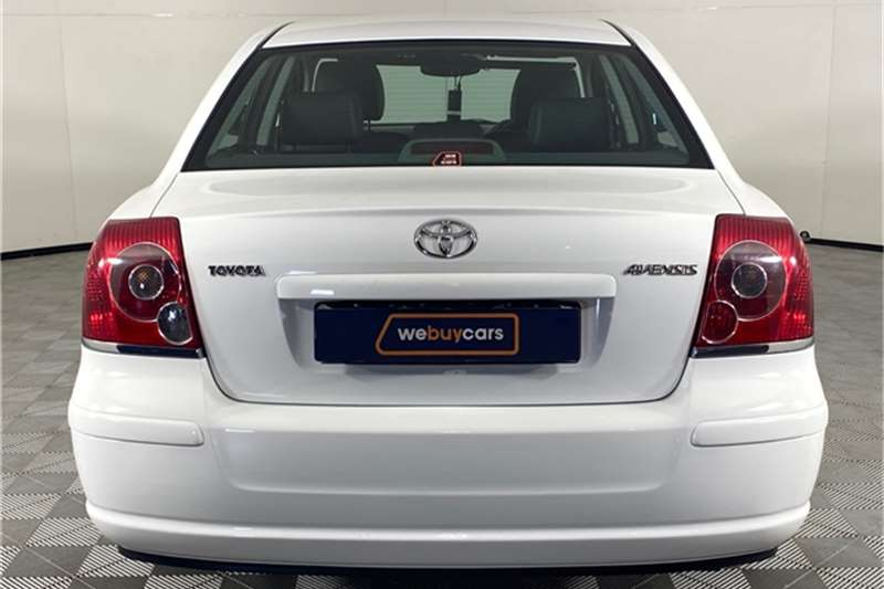 Used 2007 Toyota Avensis 2.0 Advanced automatic