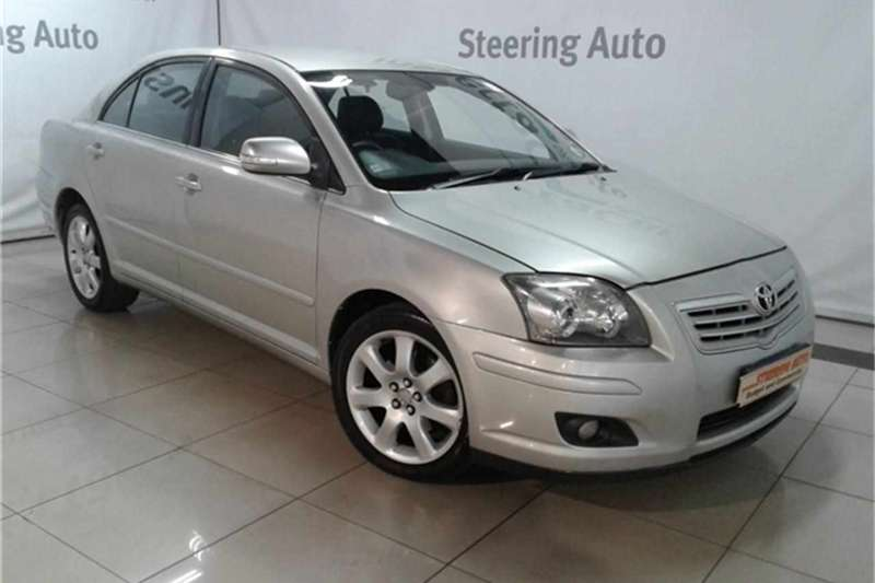 Toyota Avensis 2.0 Advanced automatic 2009