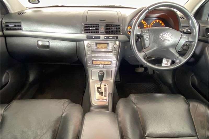 2009 Toyota Avensis Avensis 2.0 Advanced automatic