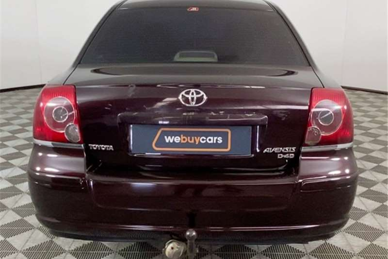 2008 Toyota Avensis Avensis 2.2D-4D Exclusive