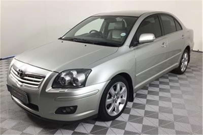 Toyota Avensis 2.4 Exclusive 2006
