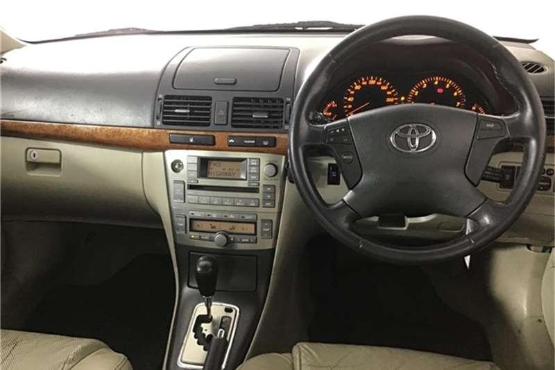 Toyota Avensis 2.4 Exclusive 2006