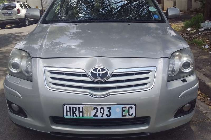 Toyota Avensis 2.4 Exclusive 2007