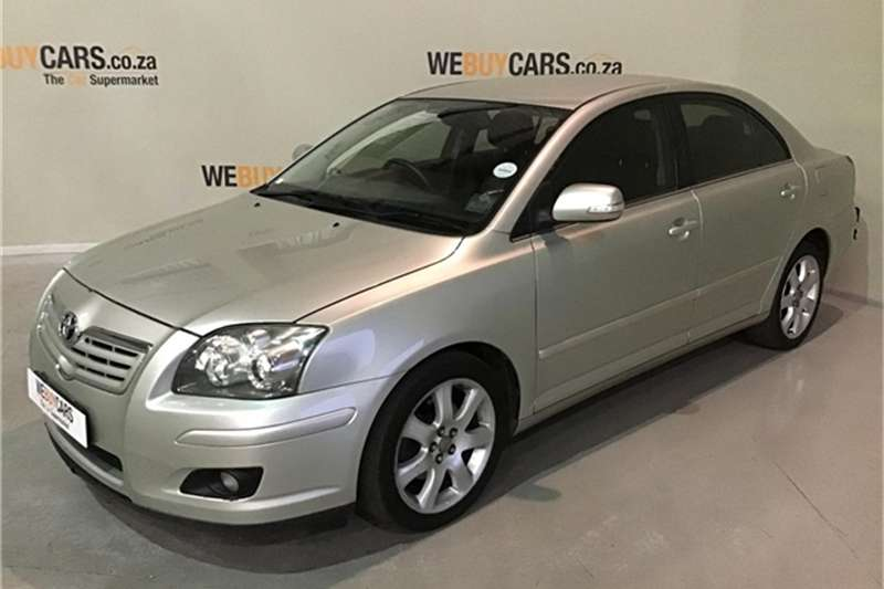 2008 Toyota Avensis 2.0 Advanced automatic