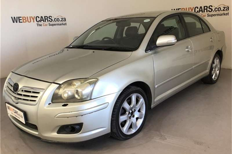 2007 Toyota Avensis 2.0 Advanced automatic