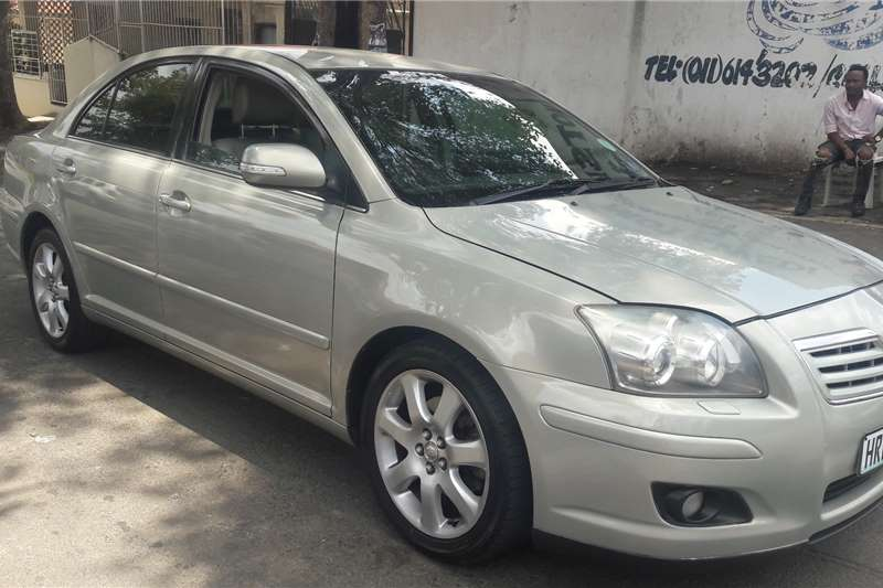 2007 Toyota Avensis 2.4 Exclusive