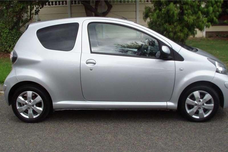 Toyota Aygo 1.0 2012