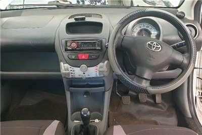 Toyota Aygo 1.0 2013