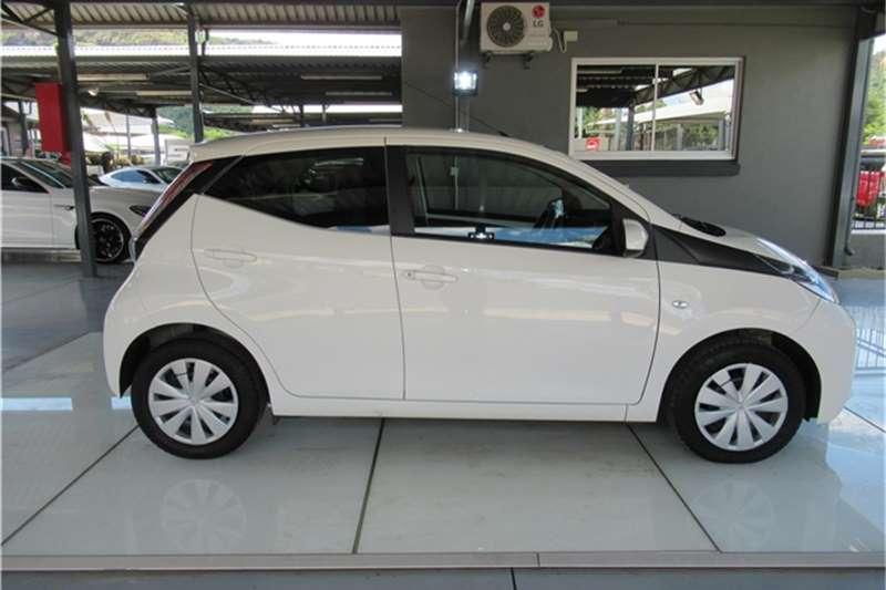 Toyota Aygo 1.0 2015
