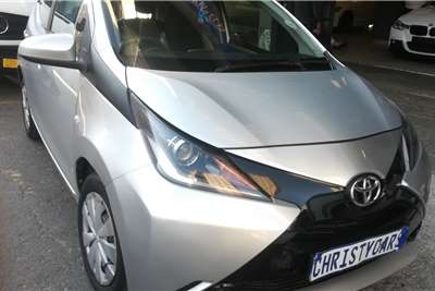 2015 Toyota Aygo Aygo 1.0