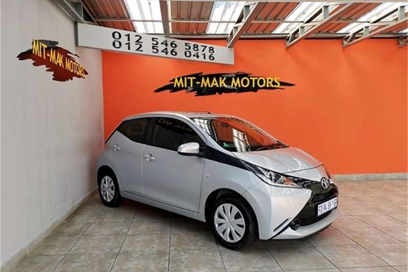 Toyota Aygo 1.0 2016