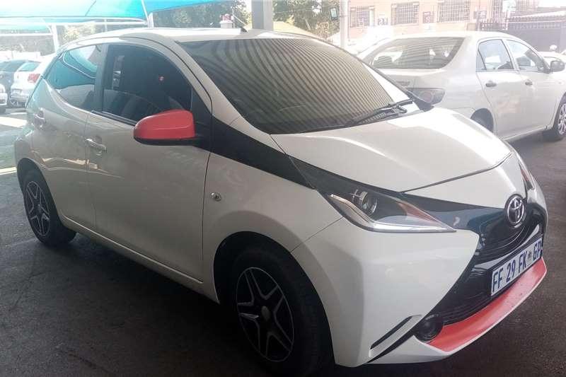 2016 Toyota Aygo Aygo 1.0