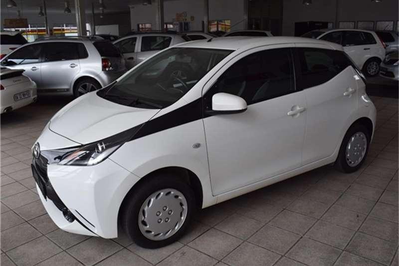 Used 2016 Toyota Aygo 1.0