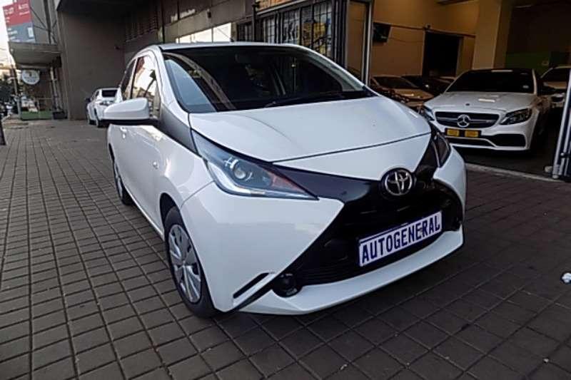 Toyota Aygo 1.0 2017
