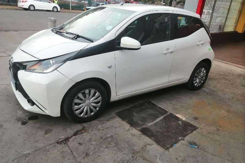 Used 2017 Toyota Aygo 1.0