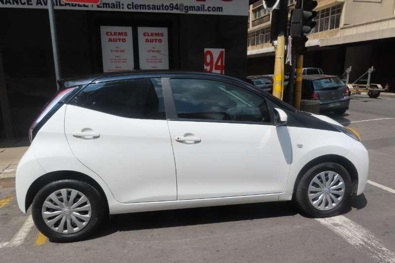 2018 Toyota Aygo Aygo 1.0