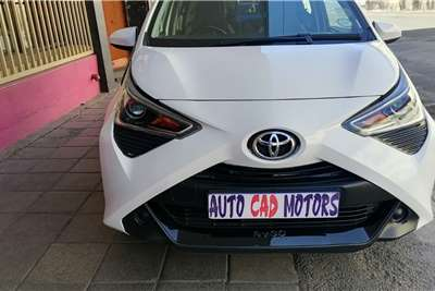 Used 2019 Toyota Aygo 1.0